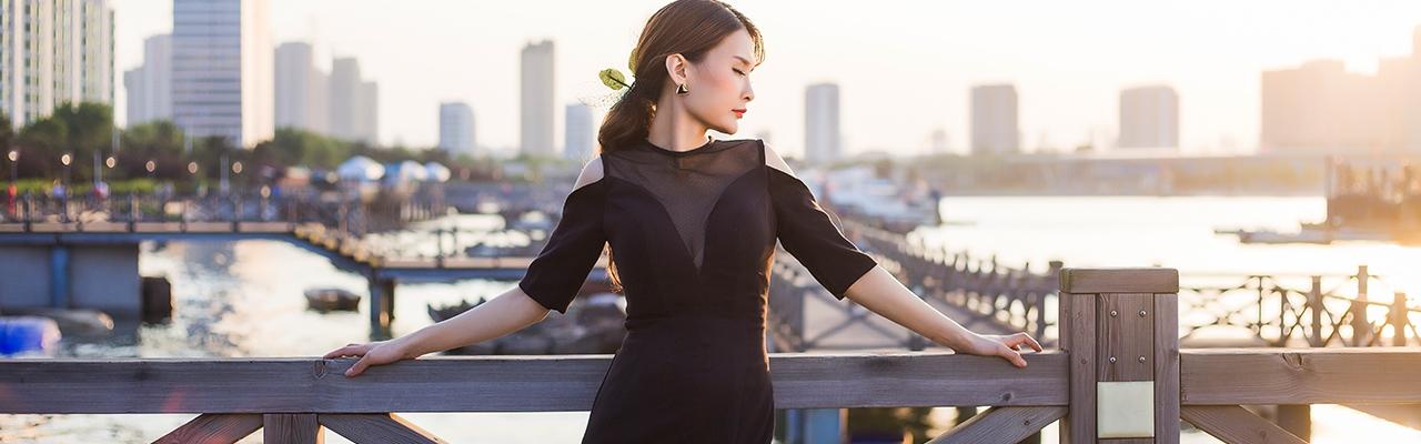 台灣婚紗攝影-高雄拍婚紗-愛河婚紗攝影