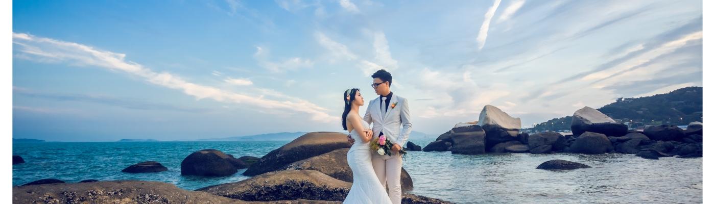 墾丁婚紗攝影-台灣拍婚紗海景